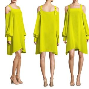 Tibi Silk Dress SS18 Size Small
